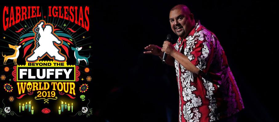Gabriel Iglesias at The Denaina Civic & Convention Center