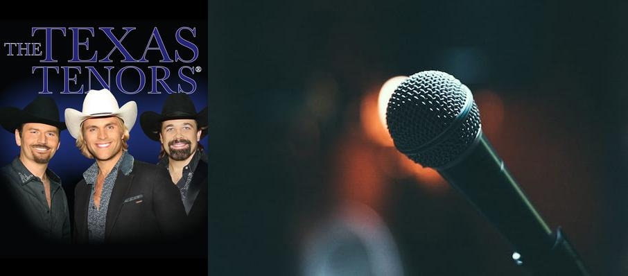 The Texas Tenors at Atwood Concert Hall
