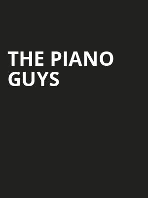 The Piano Guys, Atwood Concert Hall, Anchorage