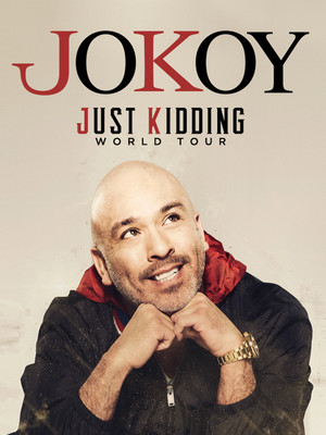 Jo Koy, William A Egan Civic And Convention Center, Anchorage