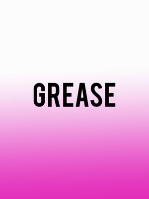 Grease, Atwood Concert Hall, Anchorage